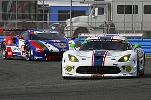 IMSA Testing report Dodge Viper GT3-R team begins Daytona title defense at the Roar Before the Rolex 24