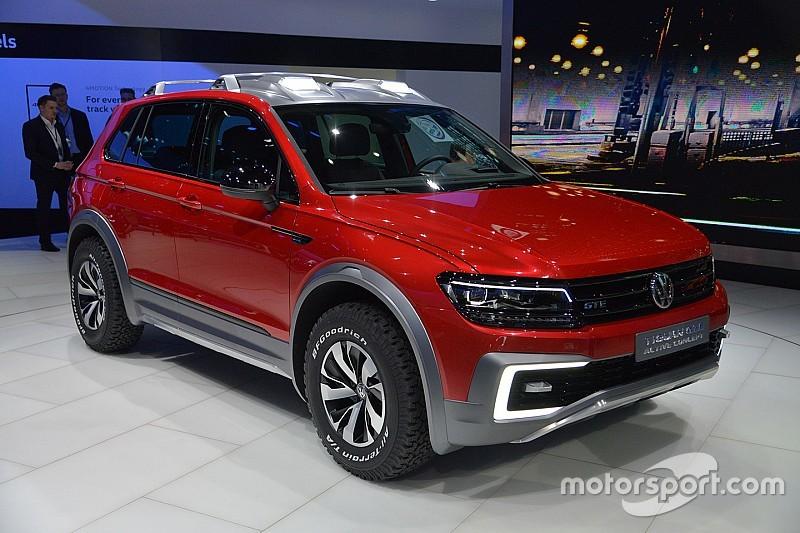 Volkswagen gaat weer groen met de Tiguan GTE Active Concept