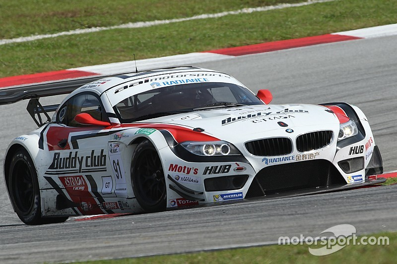 Millroy seizes hard-earned Asian Le Mans Series podium finish in Thailand