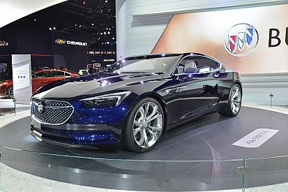 Buick Avista Concept laat zien dat ook Amerikanen mooie auto's bouwen