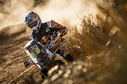 Dakar, Moto, Tappa 8: Price si riprende la leadership
