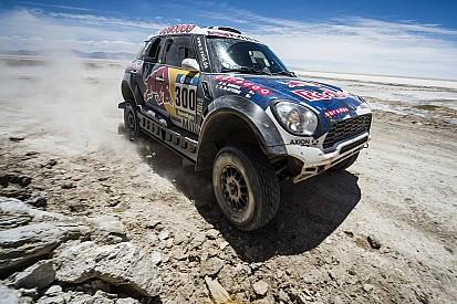 Al-Attiyah back in the Dakar game