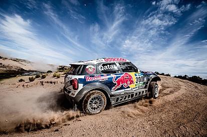 "Dakar, Al-Attiyah: ""La Mini punta alla vittoria"""