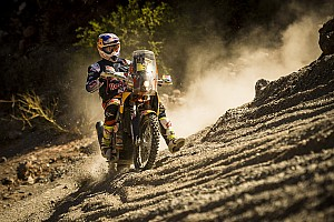 Dakar Interview Price predicts close Bike battle