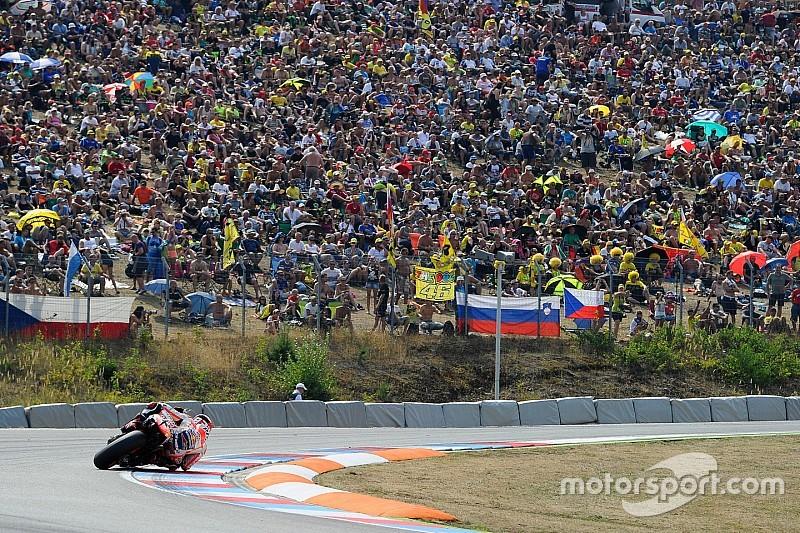 Contrat signé jusqu'en 2020 pour Brno et le MotoGP