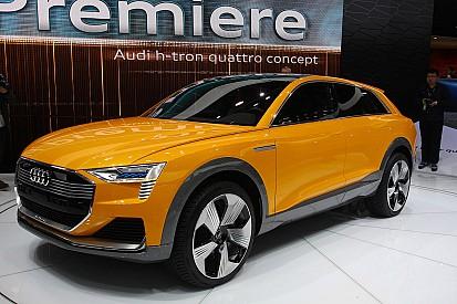 Audi fait le pari de l'hydrogène avec le concept Audi h-tron quattro