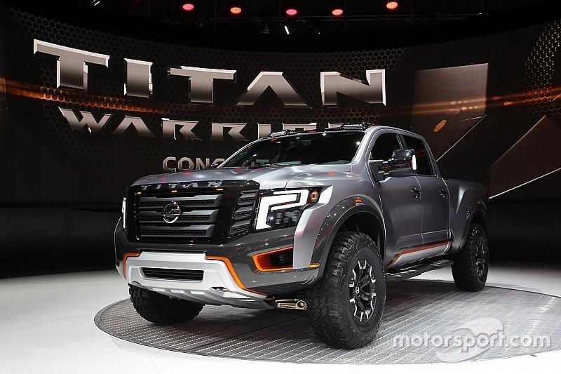 Nissan Titan Warrior, le pick-up qui ne craint pas l'apocalypse