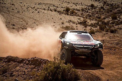 Dakar, Auto, Tappa 9: Sainz vince la tappa accorciata