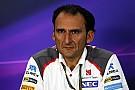 Giampaolo Dall'Ara, engenheiro-chefe da Sauber, deixa equipe