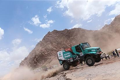 Dakar, Camion, Tappa 9: De Rooy vuole fare il largo