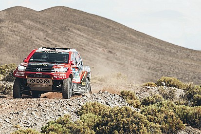 "Dakar, de Villiers: ""Perché hanno fermato la gara?"""