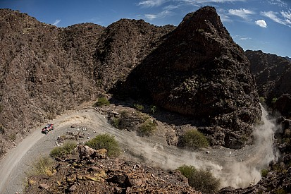 Llega la etapa 10 del Rally Dakar