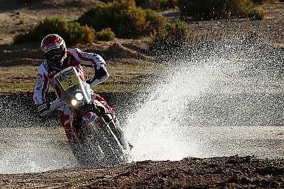 "Dakar, Fischer: ""Goncalves può continuare la gara!"""