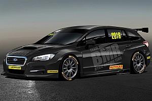Subaru rejoint le BTCC avec l'équipe BMR