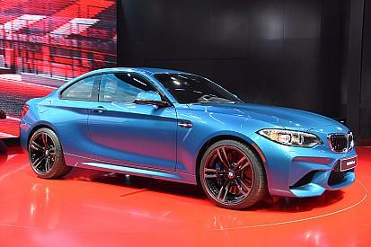 BMW M2 e X4 M40i, cattiveria al Salone di Detroit