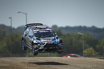 Block estará por completo en Rallycross en este 2016