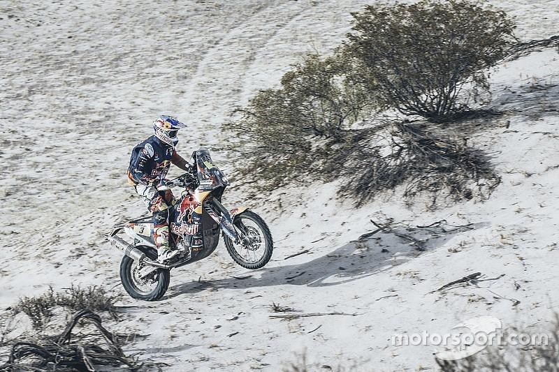 Dakar, Moto, Tappa 10: Svitko prova a crederci
