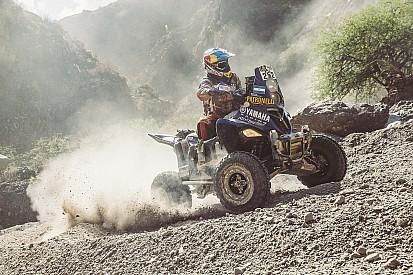 Dakar, Quad, Tappa 10: svetta Brian Baragwanath