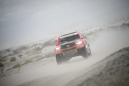 """Dakar, Von Zitzewitz: """"Bello correre vicino alle moto!"""""""