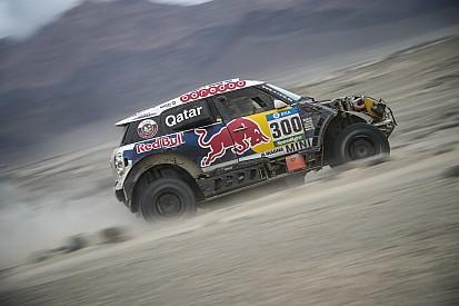 "Dakar, Al-Attiyah: ""Difficile recuperare un'ora di gap"""