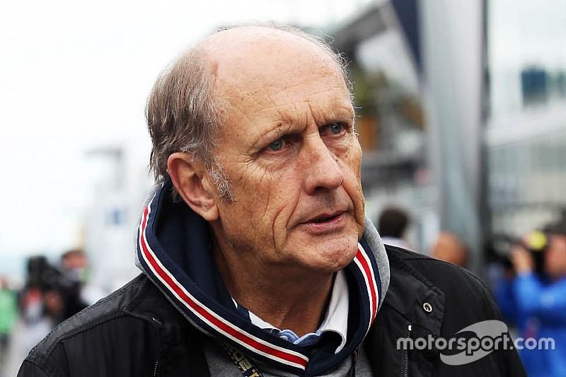 DMSB-Präsident Hans-Joachim Stuck äußert sich zur Lage am Nürburgring