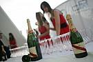 Формула 1 расстается с шампанским Mumm