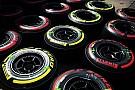 Pirelli anuncia las opciones de neumáticos para el GP de rusia