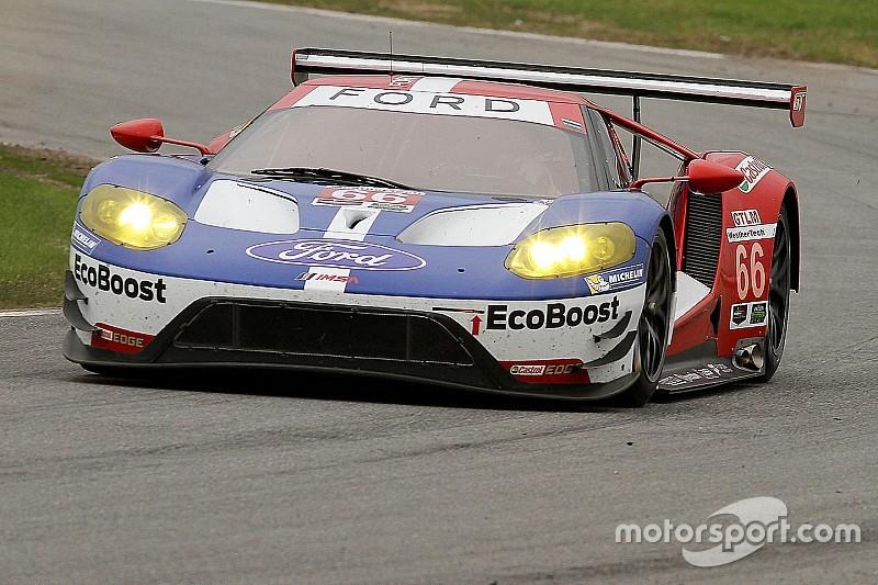 Ford Chip Ganassi Racing: Introducing Marino Franchitti – video