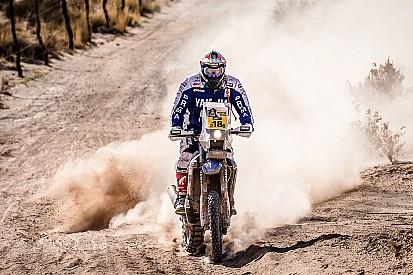 Dakar, Botturi tradito dalla sua Yamaha sul più bello