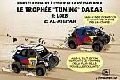 L'humeur de Cirebox - Tuning Dakar!