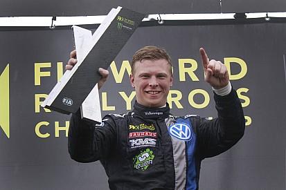 Johan Kristoffersson set for WRC debut in Sweden