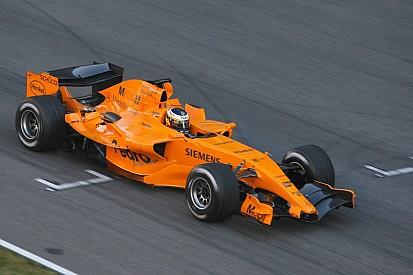Diaporama - Les plus belles livrées F1 en essais