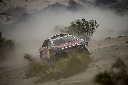 """Dakar, Loeb: """"Superate le difficoltà della navigazione"""""""