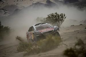 Dakar Intervista Dakar, Loeb: