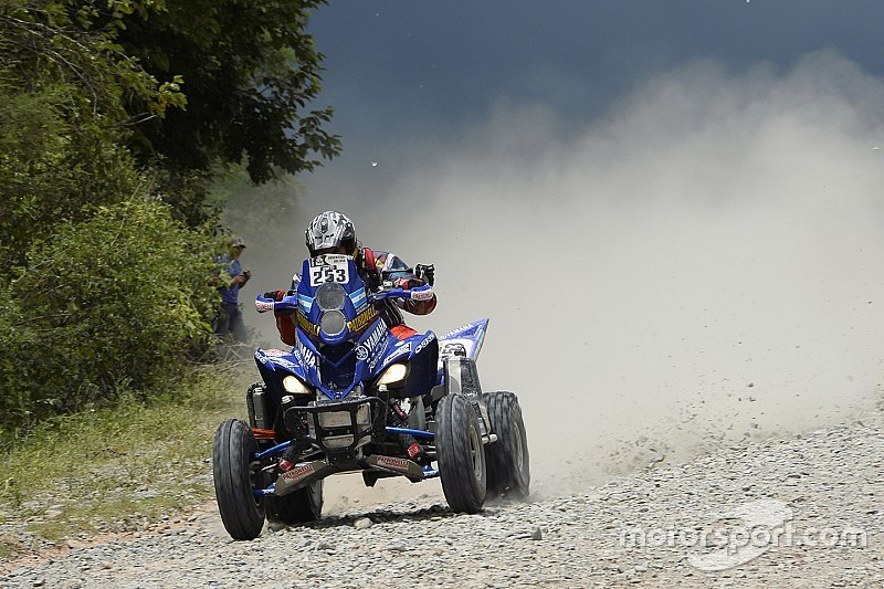 Dakar Quads, Stage 11: Alejandro Patronelli takes first stage win, closes in on Marcos