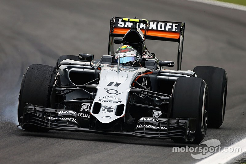Force India se queda sin Aston Martin para el 2016