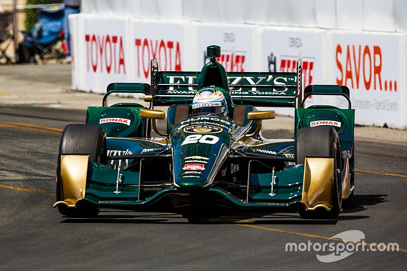 IndyCar young guns and veterans for hire