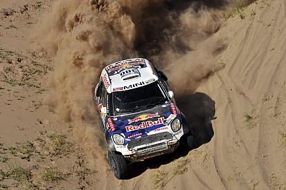 Rallye Dakar: Nasser Al-Attiyah gewinnt 11. Etappe für Mini
