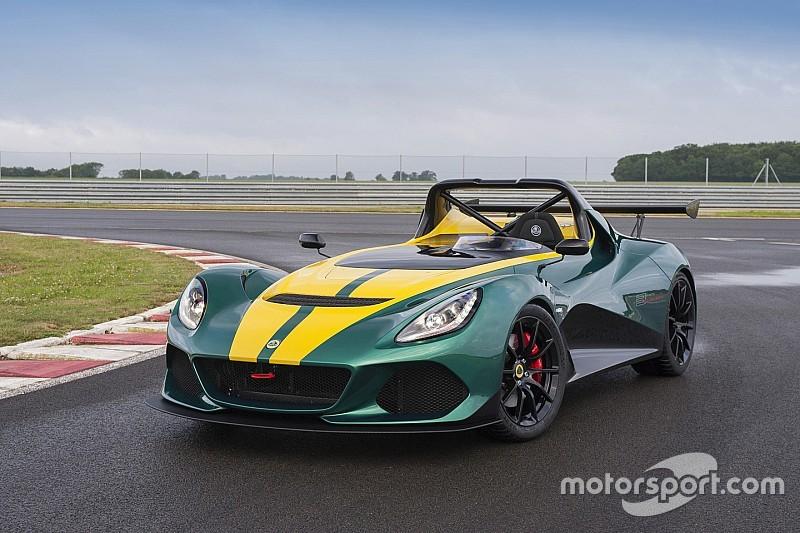 Lotus 3-Eleven, sarebbe piaciuta anche a Chapman