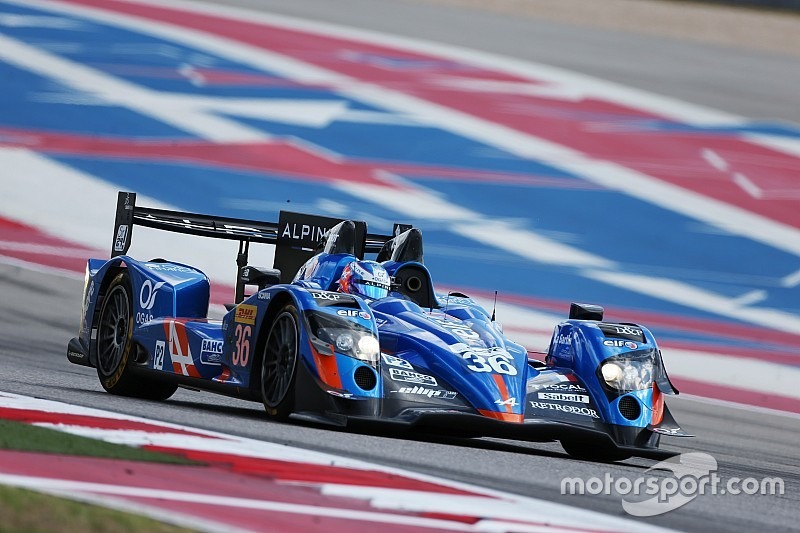 Alpine avec Menezes et un nouveau proto LMP2