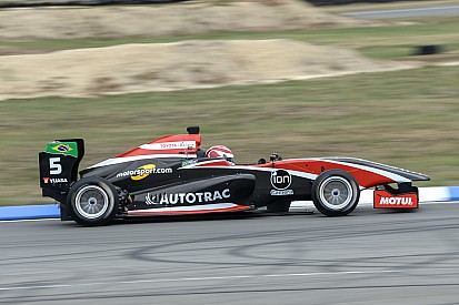 Otimista, Pedro Piquet inicia campeonato na Nova Zelândia