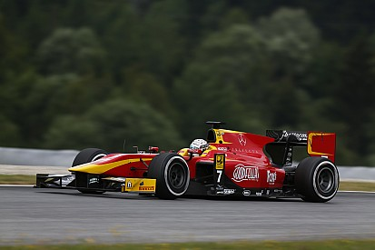 King sticks with Racing Engineering for second GP2 campaign