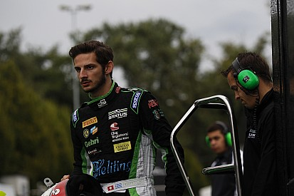 Alex Fontana nuovo pilota ufficiale McLaren GT