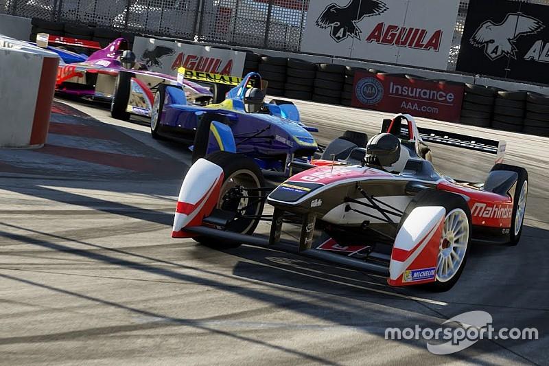 Prost contre Senna dans le jeu vidéo Forza Motorsport 6!