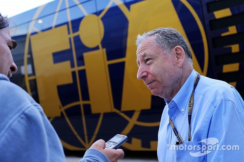 """تود يقول أنّ حلّ مشكلة المحرّكات في الفورمولا واحد بات """"قريباً للغاية"""""""