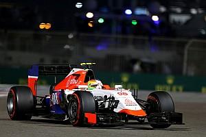 Formula 1 Ultime notizie Anche il telaio Manor ha superato tutti i crash test