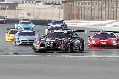 انسحاب فريق أبوظبي بلاك فالكون من سباق دبي 24 ساعة