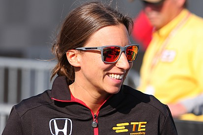 Simona De Silvestro – Interested in IndyCar but focused on Formula E