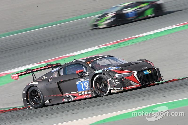 奥迪WRT车队获得迪拜24小时冠军