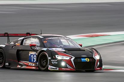 Audi wint met Vanthoor 24 uur van Dubai
